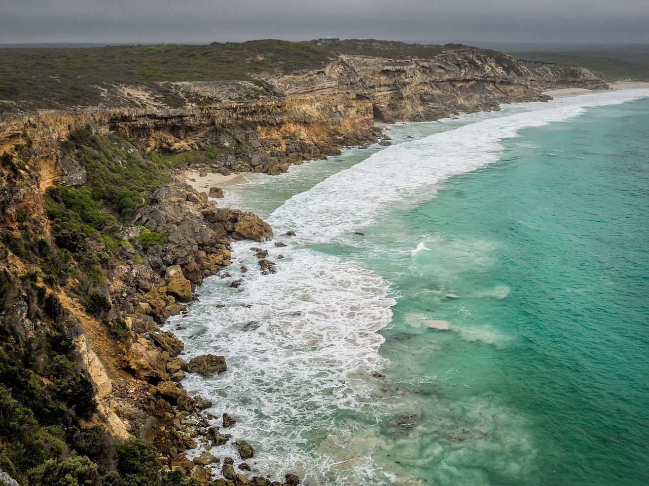 Coastal Walk From Southern Oceam Lodge, Kangaroo Island