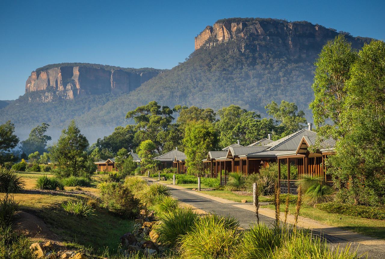 Blue Mountains, Wolgan Valley Resort