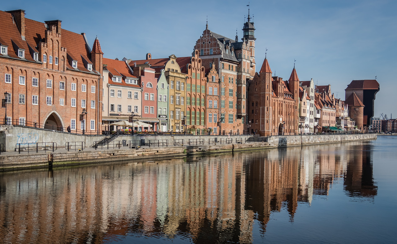 The Long Quay Gdansk