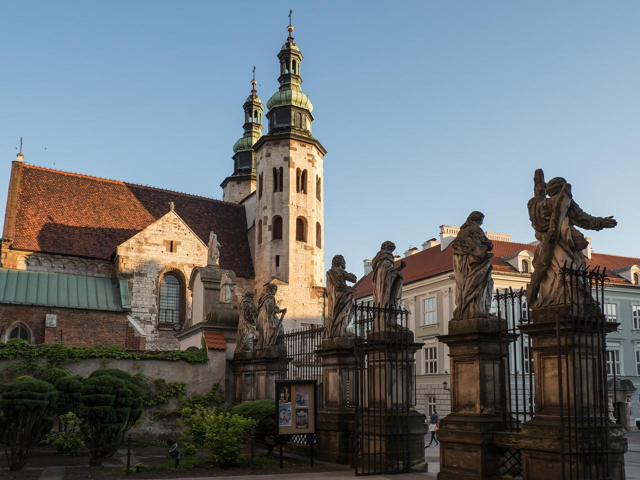 St Andrew's Church (1079), Krakow
