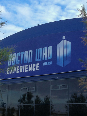 Dr. Who Experience, Cardiff, Wales, July, 2014