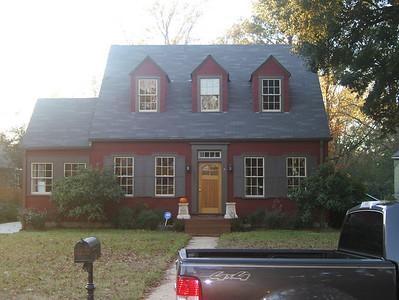 House in Jackson, Mississippi