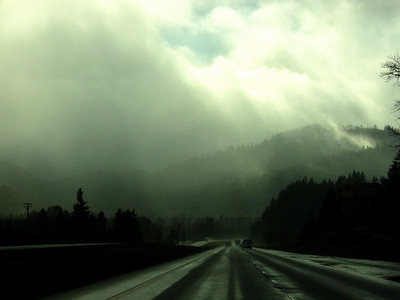 Driving to Boulder