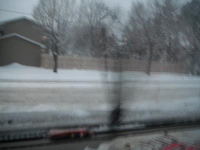 Minnesota Winter Mix Storm Road Travel January 27th 2013