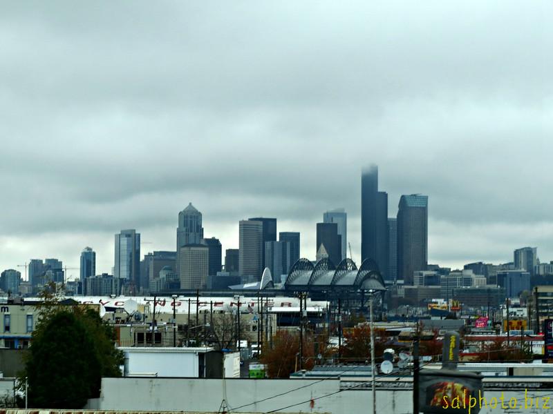 """""""Sleepless"""" in Seattle (Downtown)"""