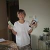 Happy 12th Birthday Brady!  A little Birthday cash is always on tap!