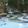 Torrey Creek, DuBois, WY, 11/24/2014.