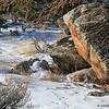 Torrey Creek Canyon, DuBois, WY, 11/24/2014.