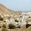 View over old city of Muscat