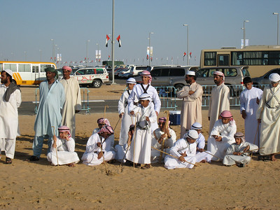 Sweihan camel races