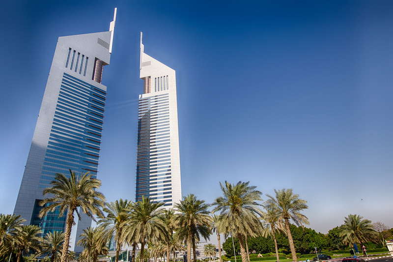 Emirates Towers - HDR