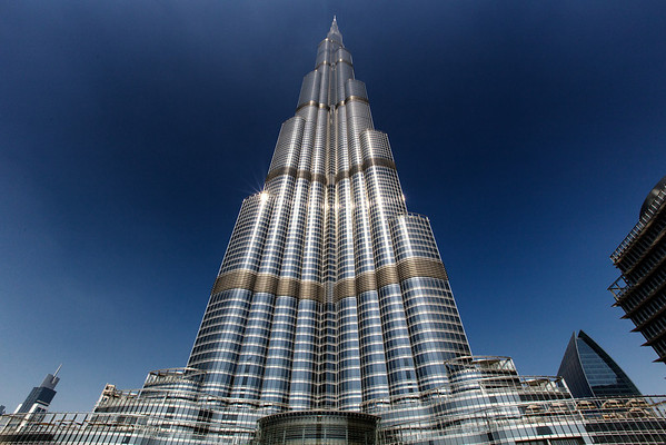 Burj Khalifa - morning