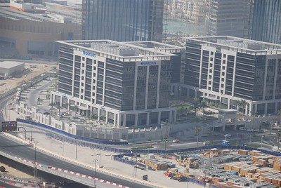 Buildings 4, 5 and 6 in Emaar Square.