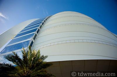 Tango DIva in Dubai 1-31-09