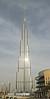 "Burj (""tower"") al Khalifa, tallest structure in world"