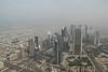 Dubai as seen from the Burj al Khalifa