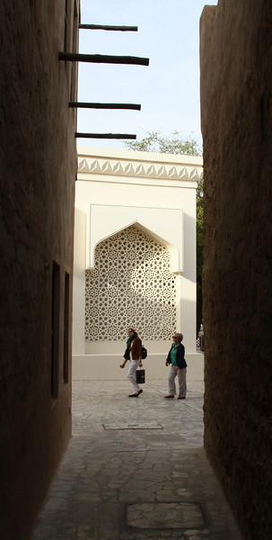 """Bastakiya, Bur Dubai (""""Old Town"""")"""