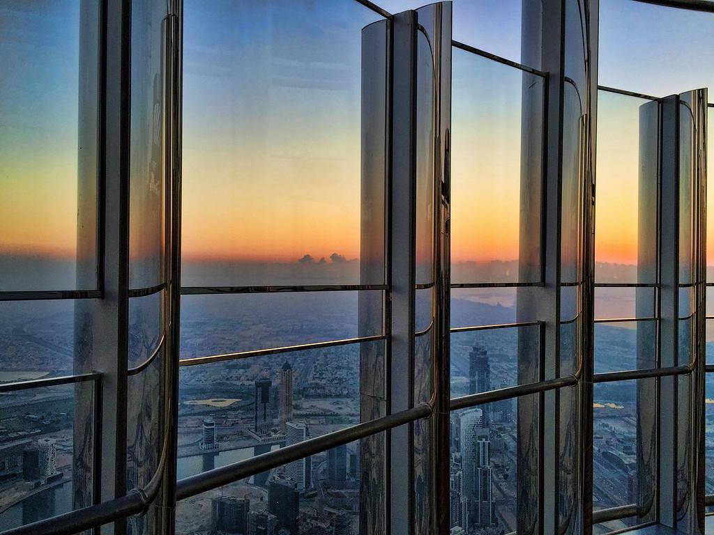 viewFrom theTop_burj khalifa