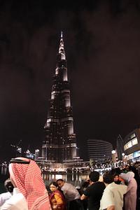 Burj Khalifa. Dubai.