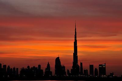 Dubai-The Sights