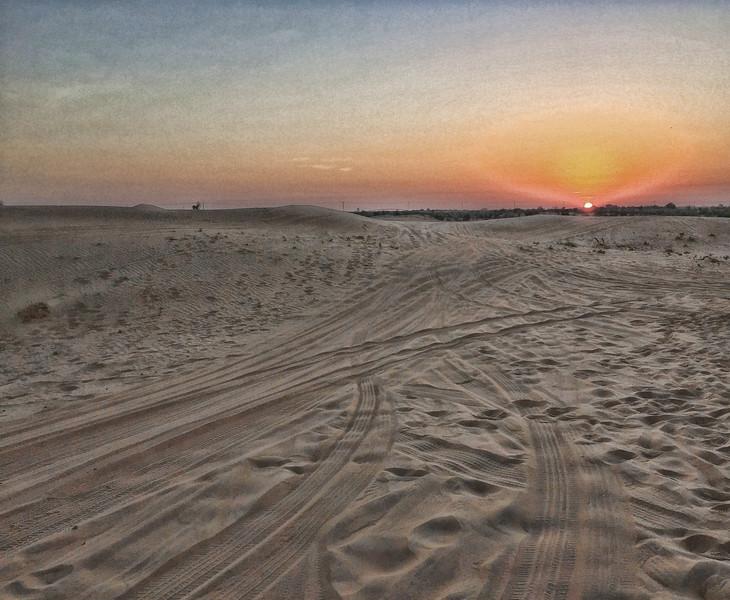 SunsetDunesSurreal
