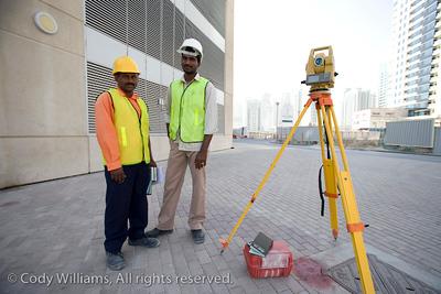 A city under construction, Dubai, United Arab Emirates (UAE), May 27, 2009. /© Cody Williams.