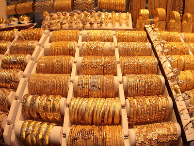 Gold Souk, Dubai, UAE