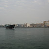 Dubai creek, view from Bur Dubai