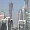 Skyscrapers at Dubai Marina