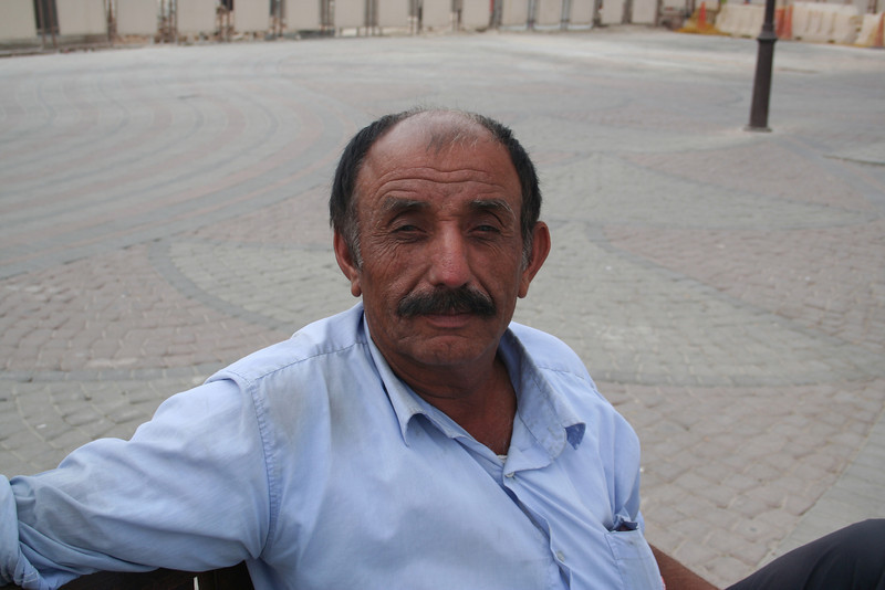 Rehman - From Pakistan. Boatman for Dhows at Dubai Creek.