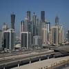 Skyscrapers at Dubai Marina