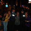 You can BARELY see it... but those are some Dublin officers (gard)-- I goosed the one on my right. :)