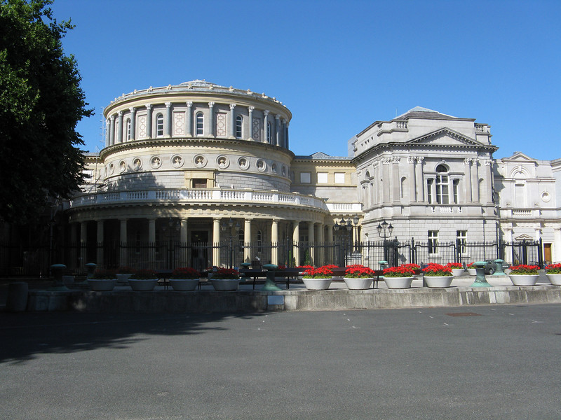 National Library and Museums.