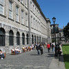 The library building at Trinity College.