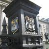 Gates of Trinity College.