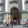 Entrance to Trinity College.