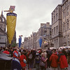 festival-laden Royal Mile