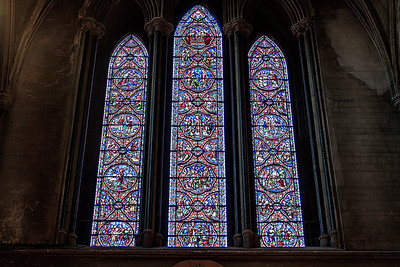 Stained Glass, St. Patrick's Cathedral