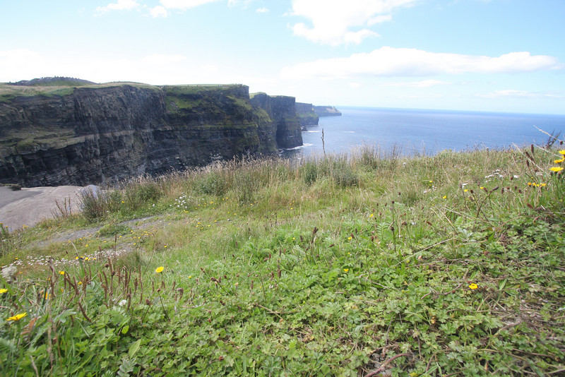 The Cliffs of Mohr.