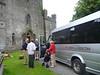 Bus to leap castle (chuck, Rauri, Ann)