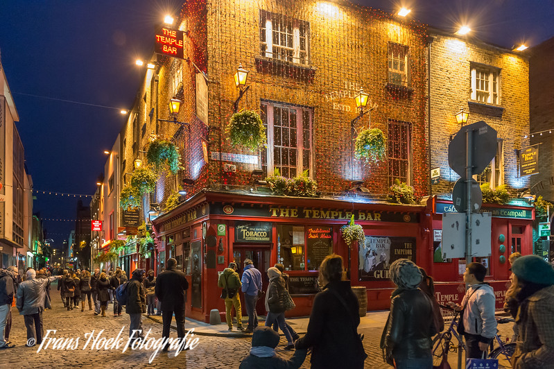 Dublin, Temple Bar Pub