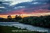 Sunset at Longhorn Ranch