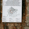 City Map Depicts the damages during the 1990's War<br /> <br /> The Old City of Dubrovnik, Croatia