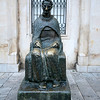 Marin Držić (1508 – 1567)<br /> <br /> One of Dubrovnik's most cherished cultural icons is Marin Držić, the sixteenth-century playwright who was (as far as we know) the first person to write major drama in the Croatian language.