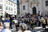 Impromptu Orchestra in Dubrovnik