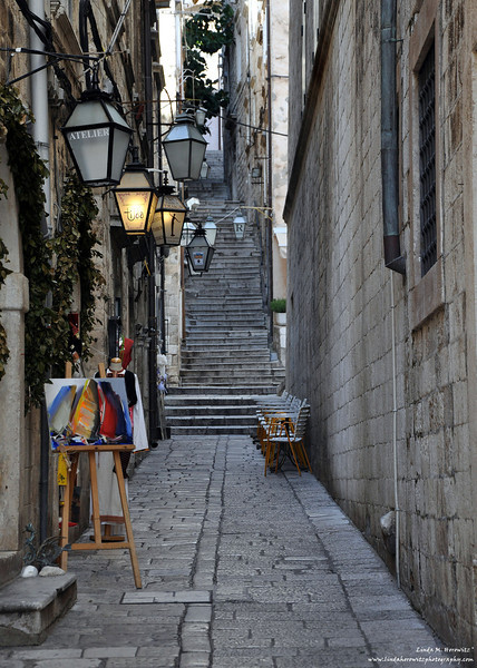 Art in Dubrovnik