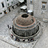 The Great Fountain of Onofrio, The Old City of Dubrovnik, Croatia