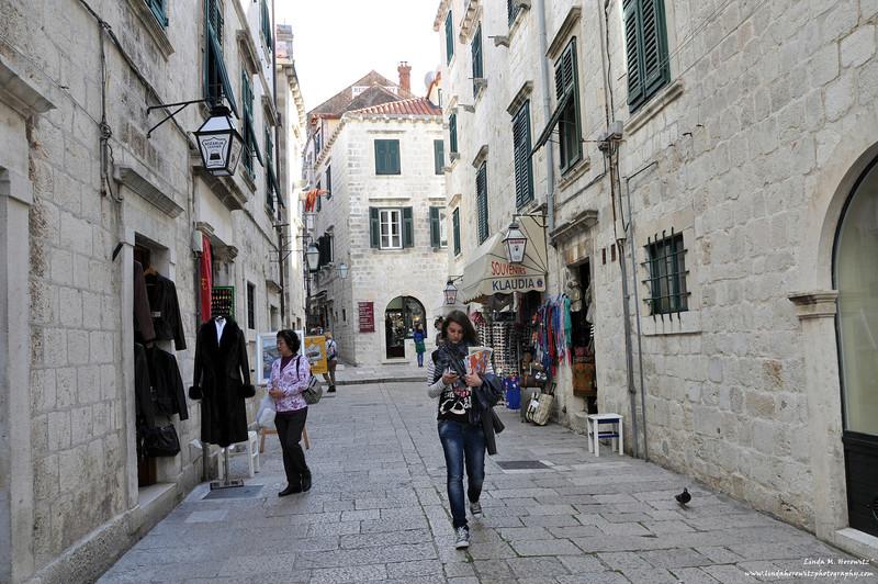 Locals in Dubrovnik
