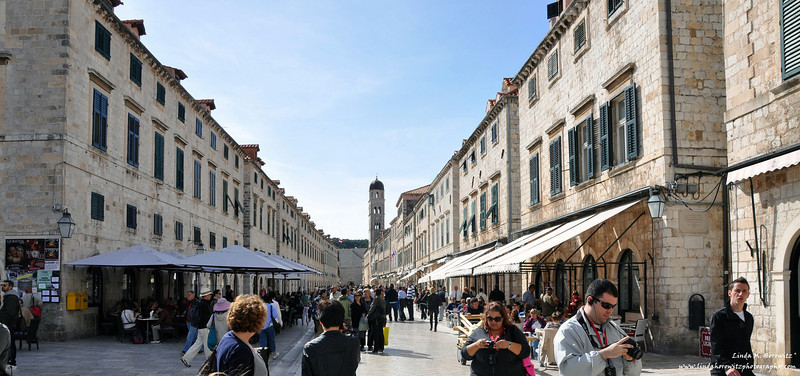 Stradun Street, Dubrovnik