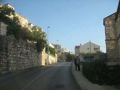 Dubrovnik to Podgorica 2011